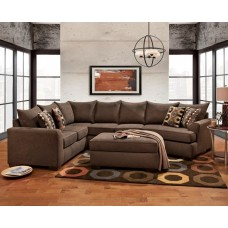 AF5770-Essence Earth Sectional