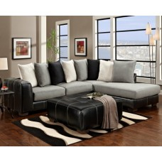 AF6350-Idol Steel Sectional