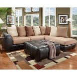 AF6350-Sea Rider Saddle Sectional