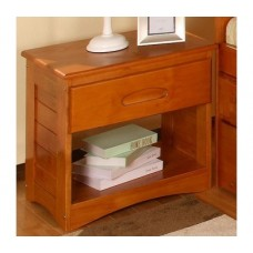 DW2160-Honey Nightstand